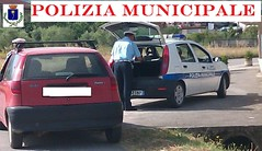 controlli vigili urbani teggiano polizia municipale