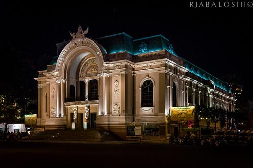 Saigon Opera House/Municipal Theatre of Ho Chi Minh City, Nhà hát lớn Thành phố Hồ Chí Minh