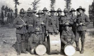 No2 Ambulance Field Band
