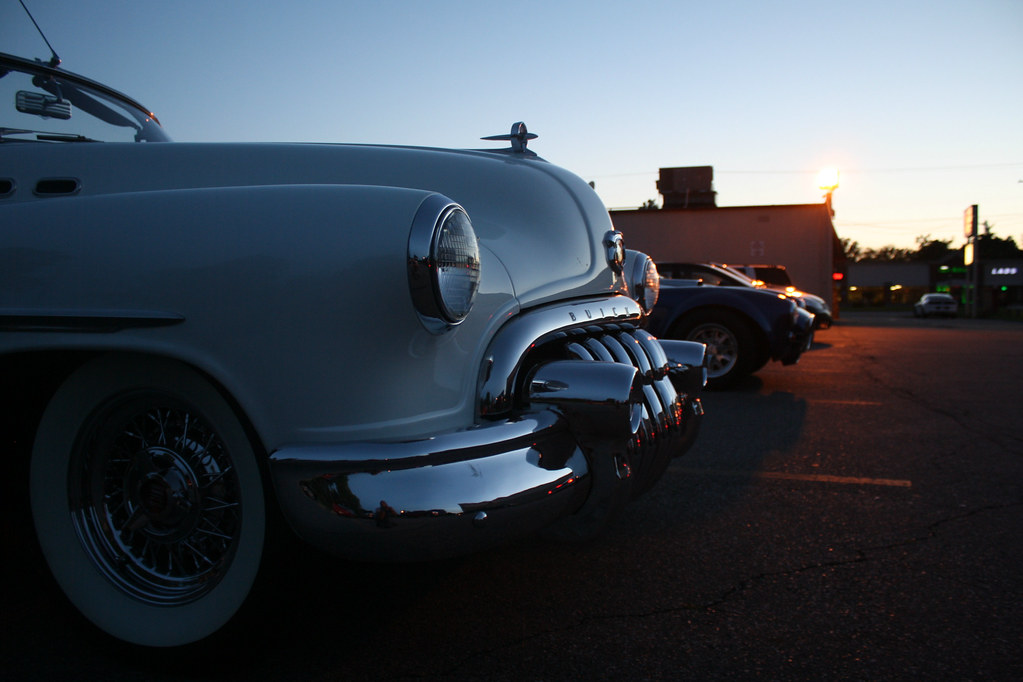 The City Of Buicks 1950 Buick Roadmaster Convertible Buic Flickr