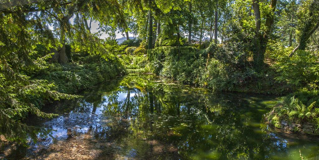Jard n bot nico gij n botanic garden gij n spain flickr for Jardin urbano gijon