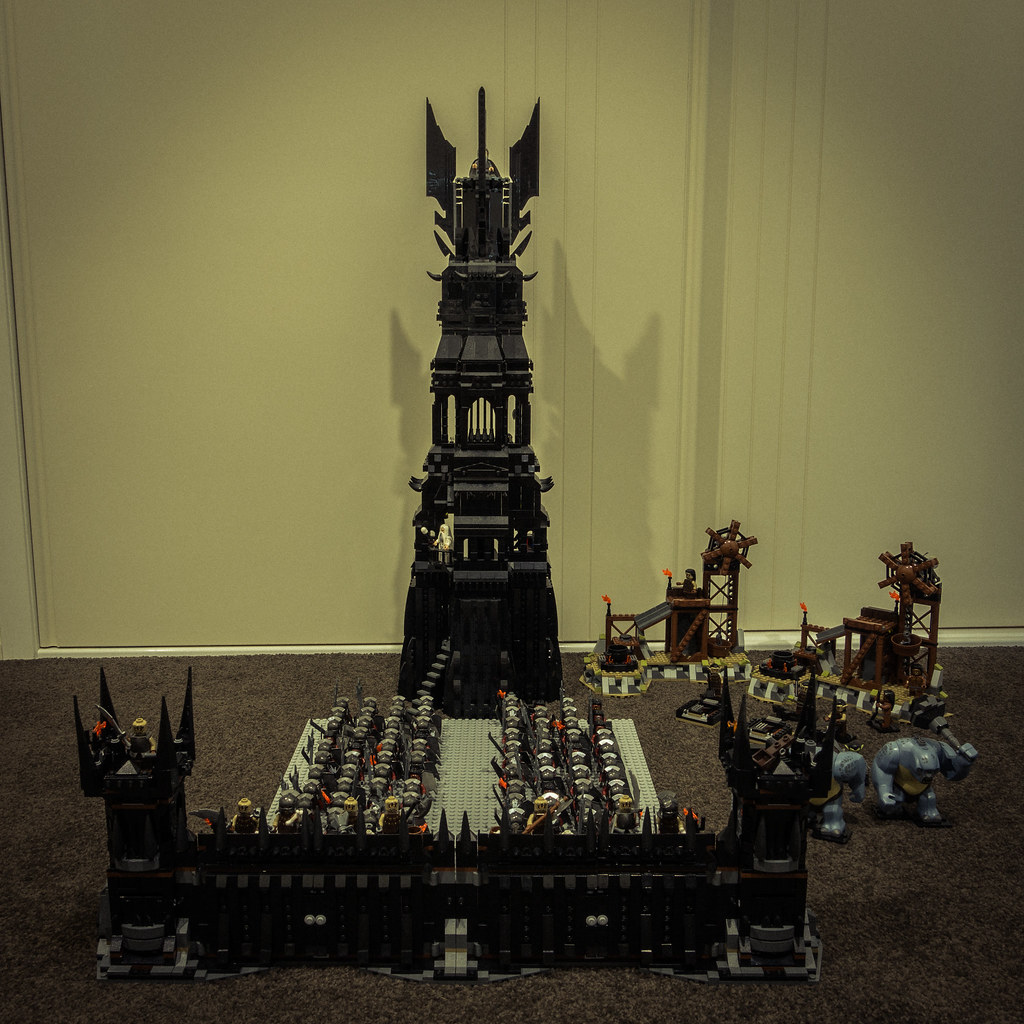 Lego Lord Of The Rings Stud Multipliers