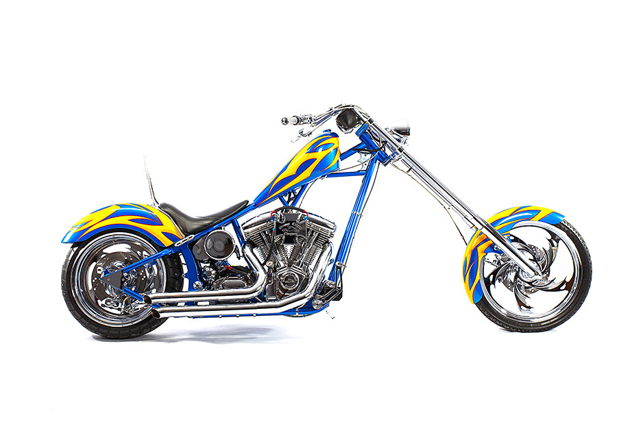 "Orange County Choppers >> Orange County Chopper ""Napa"" Bike. 