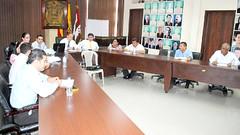 Chone: Alcalde se reunió con delegados de GAD Parroquiales