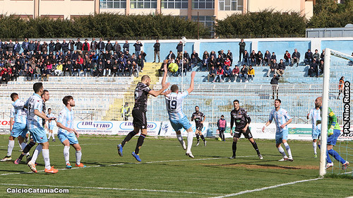 Akragas-Catania 2-1: le pagelle rossazzurre