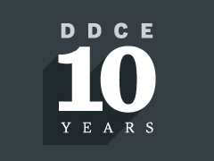 DDCE 10 years