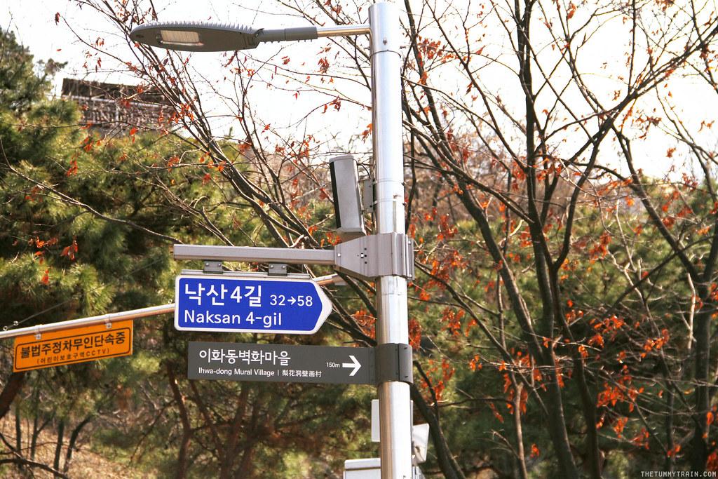 32810760943 abb9f101dd b - Seoul-ful Spring 2016: A mini exploration of Ihwa Mural Village
