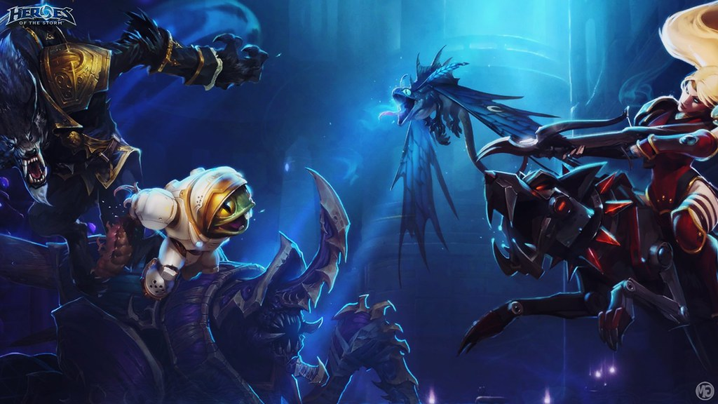 Heroes Of The Storm Wallpaper 1080p: Heroes Of The Storm 2.0 Wallpaper 1080p