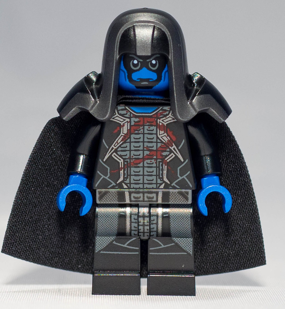 Guardians of the Galaxy - Ronan | Review Lego 76021 ...