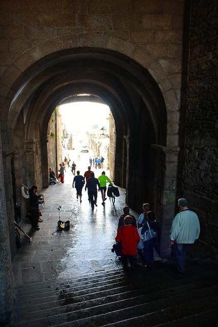 Pazo de Xelmírez, Santiago de Compostela, Spain