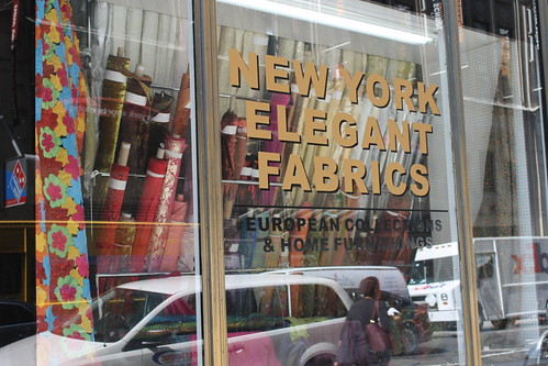 Various Shots of the Garment District (New York City) - August 2014