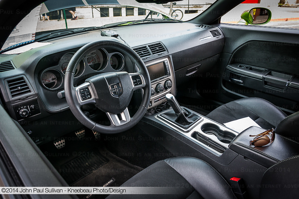 2011 Dodge Challenger Srt 392 Hemi Black Interior Auto Sho Flickr