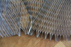 Lasersaur honeycomb table