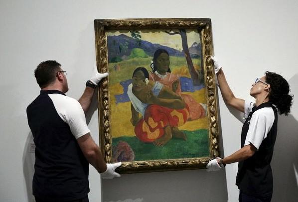 Exhibe museo de arte moderno en Madrid el cuadro más caro de la historia