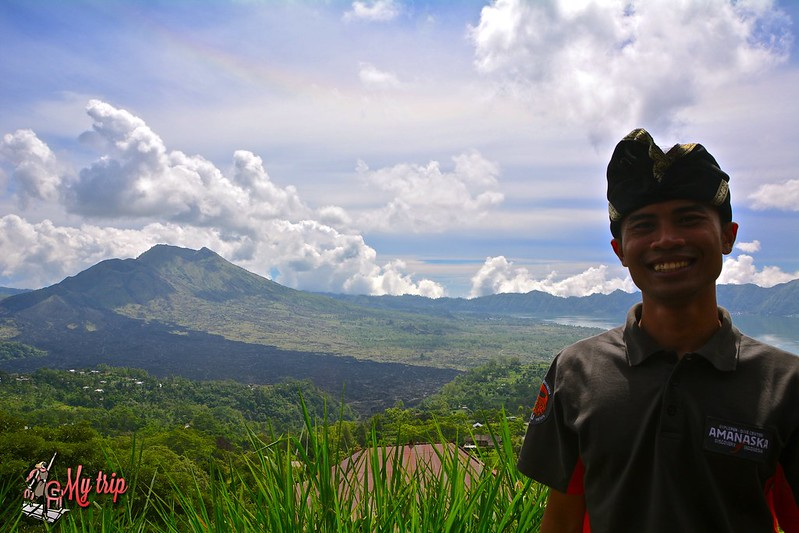 Mont Batur Guide Amanaska