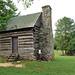 North Carolina, Greensboro, Tannenbaum Historic Park, Kitchen / Cookhouse (Replica)
