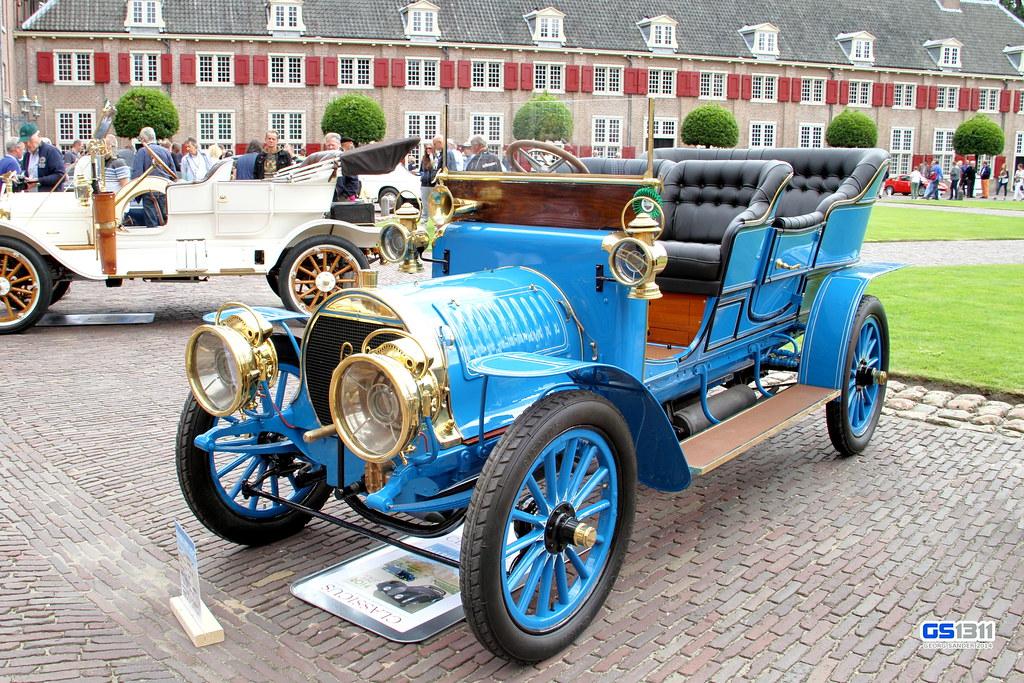 1905 1907 Spyker 15 22 Spyker Or Spijker Was A Dutch