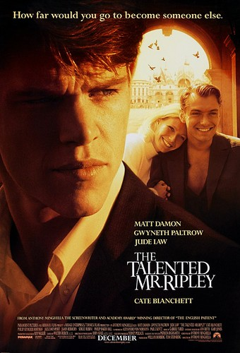 天才瑞普利 The Talented Mr. Ripley (1999)海报