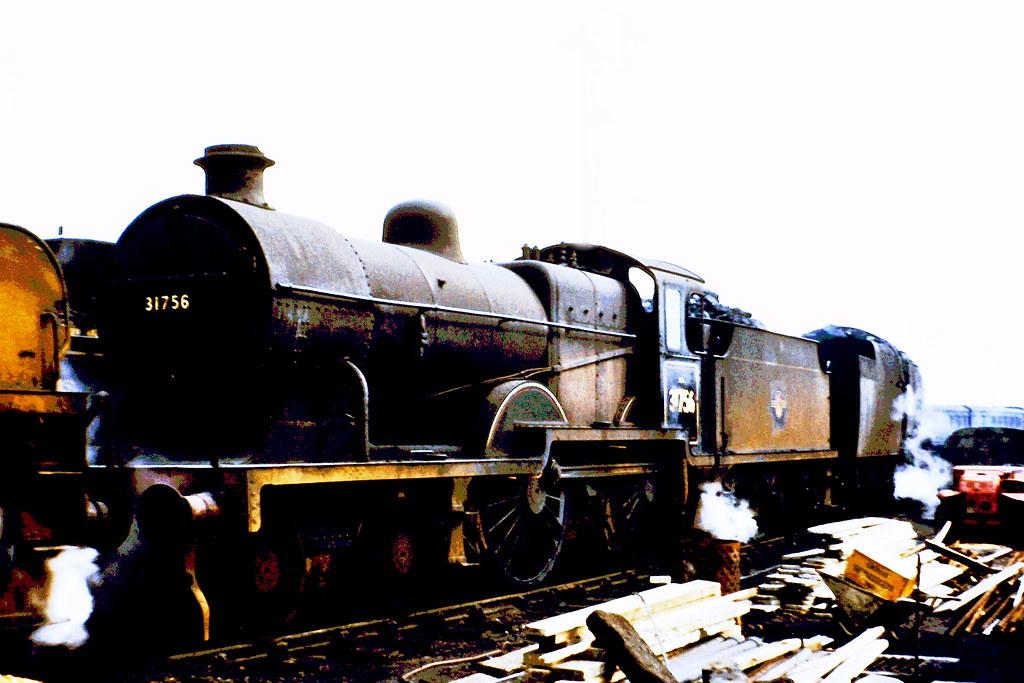 SR Maunsell L1 Class 4 4 0 No 31756