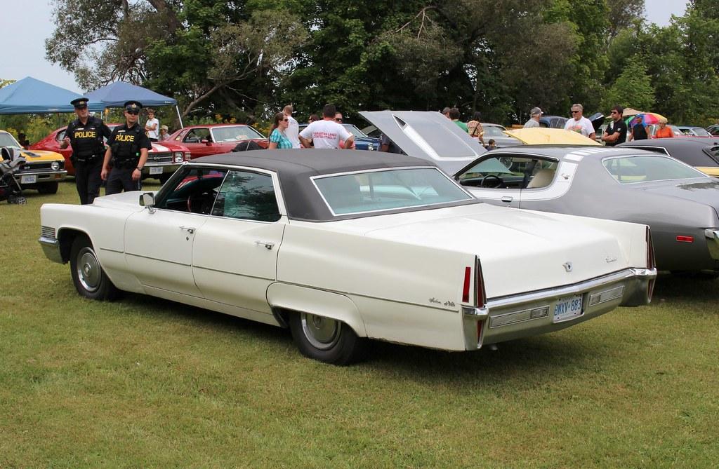 4 Door Sedan >> 1970 Cadillac Sedan DeVille 4 door hardtop | Richard Spiegelman | Flickr