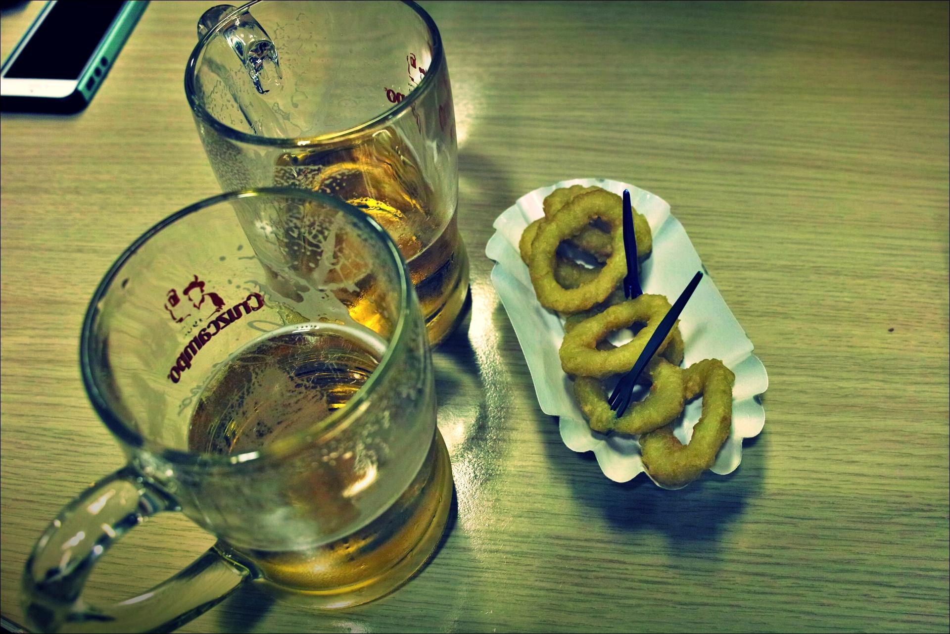 깔리마리, 맥주-'카미노 데 산티아고 북쪽길. 빌바오. (Camino del Norte - Bilbao)'