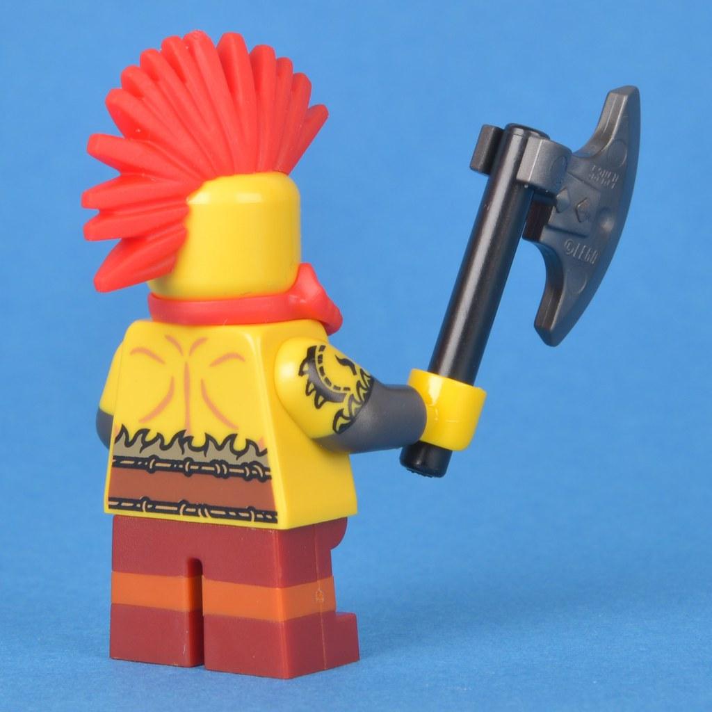Lego battle dwarf series 17 choose parts legs torso head beard hair hammer axe