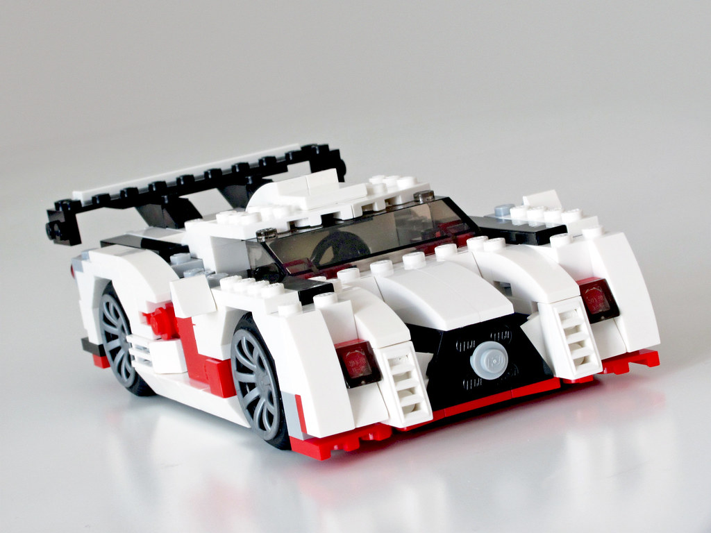 31006 Le Mans Racer Alternative Of Lego Creator Set