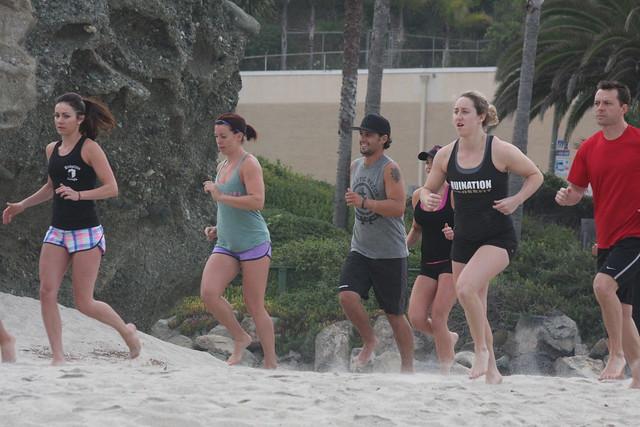 6-21-14 Beach WOD