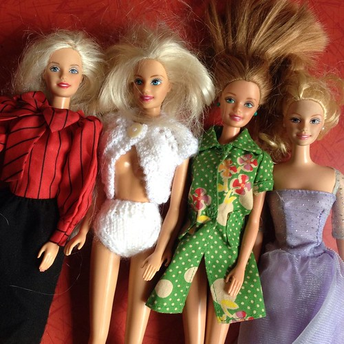 Early 2000 Barbies Early 2000's Barbies