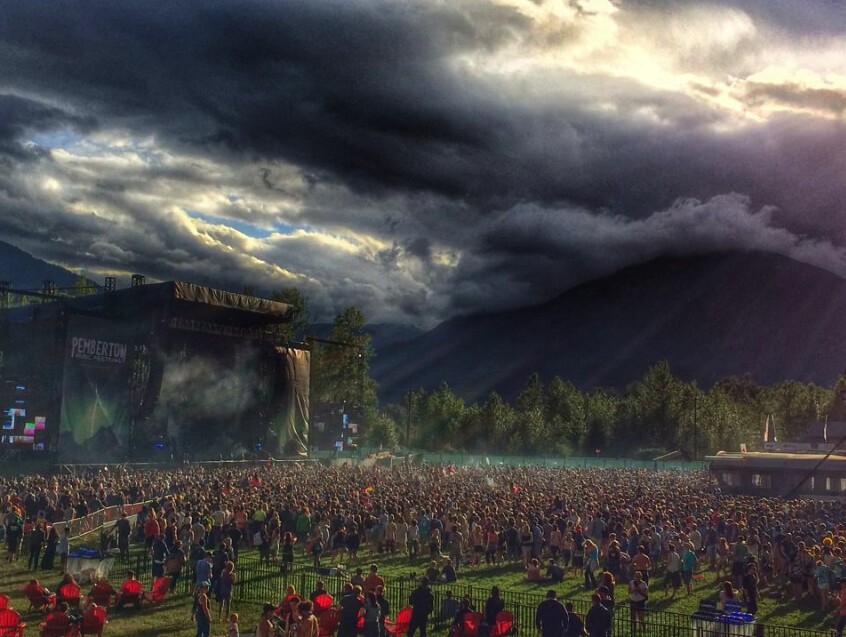 how to get a refund for pemberton music festival
