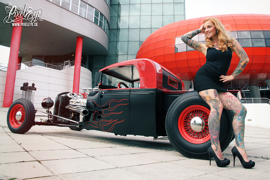 Hot Rod Pictures >> The Würth Hot Rod (2014) | www.wuerth-rod.at | The Pixeleye Dirk Behlau | Flickr