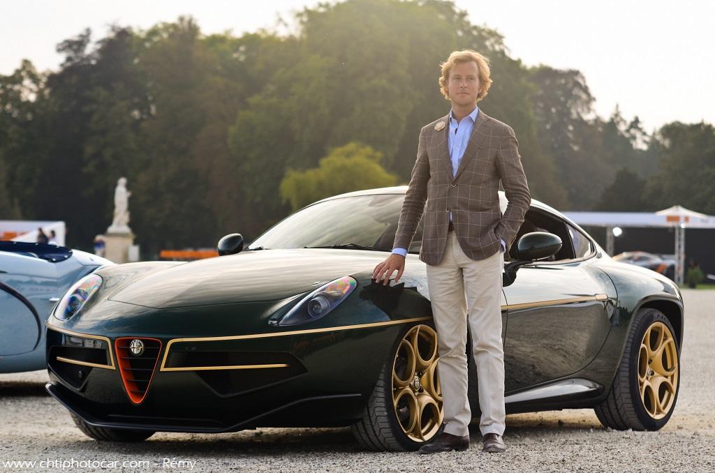 Alfa Romeo Disco Volante >> Alfa Romeo Disco Volante by Touring Superleggera - Chantil…   Flickr