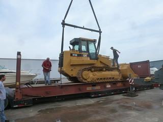 Machinery Loading