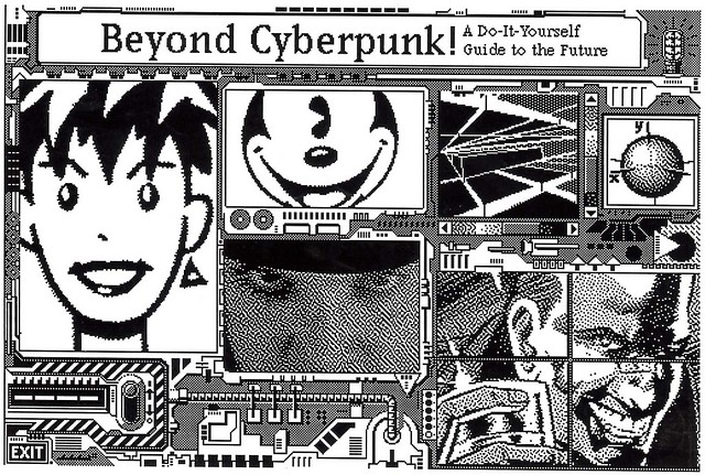 cyberpunk essay