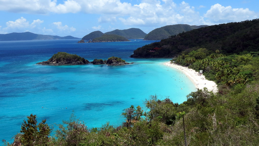 St Johns Virgin Island Unterkunft