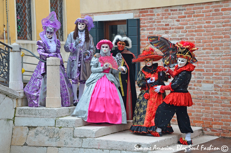 Venice carnival: so beautiful!
