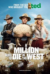 西部的一百万种死法A Million Ways to Die in the West(2014)