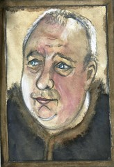 Giovanni. Portrait for JKPP by Félix Tamayo