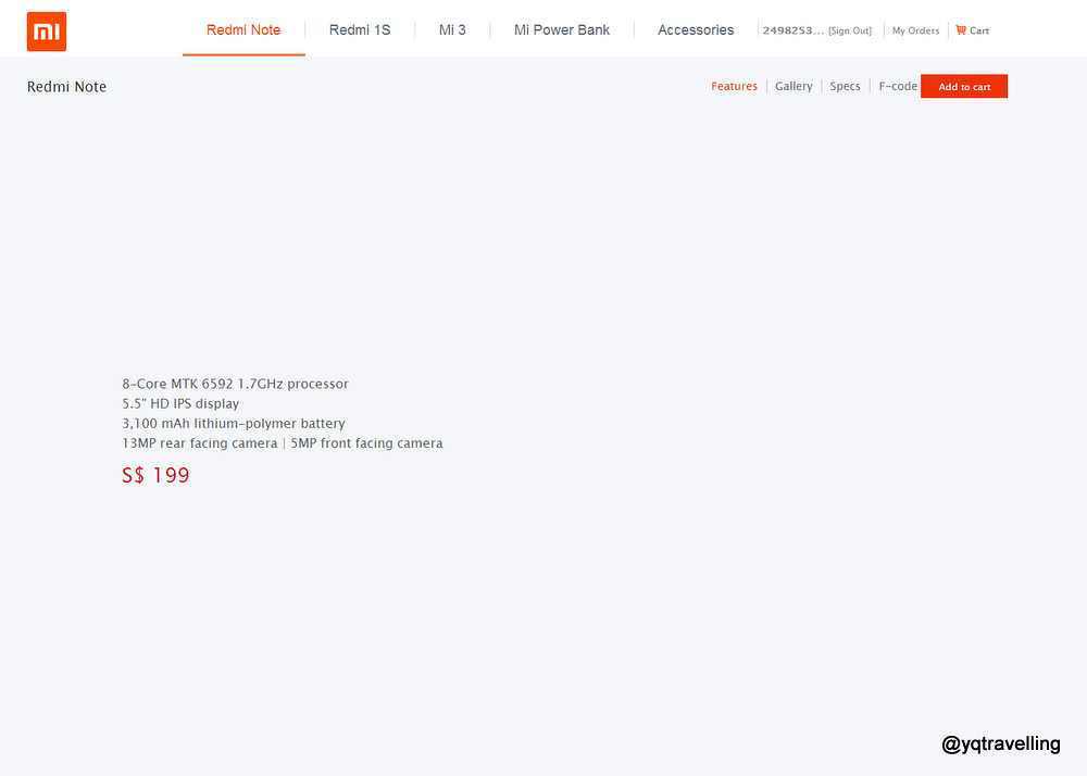 How to buy Xiaomi