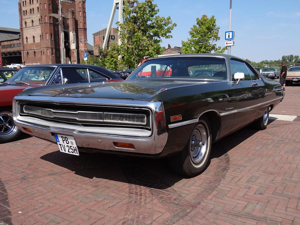 1971 Chrysler 300 2 Door Hardtop 2 August 2014 Herten