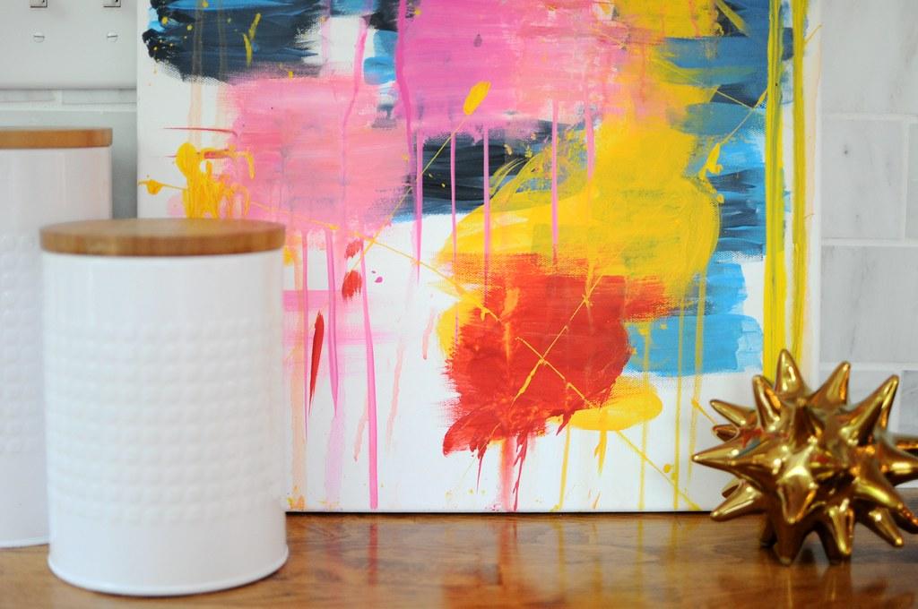 DIY Fail Abstract Painting Blogged 8114