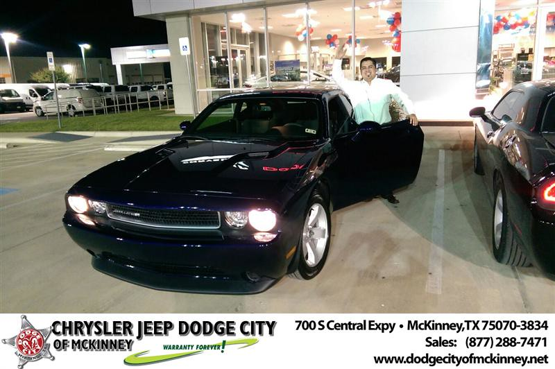 Dodge City Of Mckinney >> Congratulations to Angel Delgado on your new car purchase … | Flickr