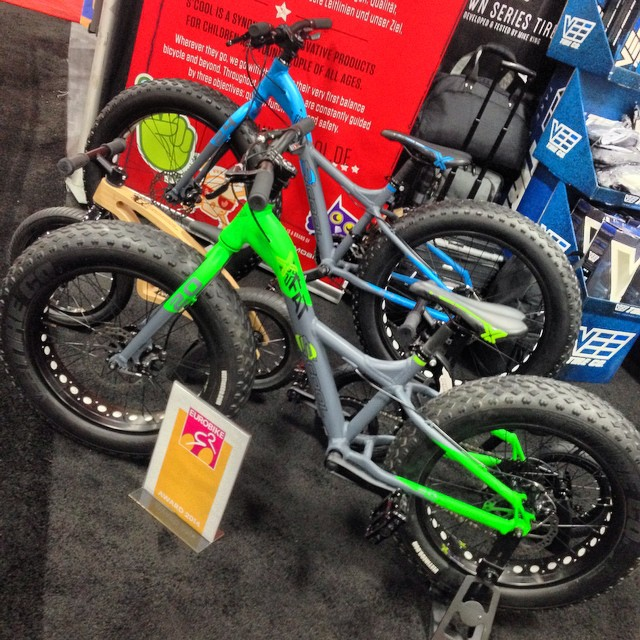 S Cool Kids Fat Bikes In 20 And 24 Size Vee Tire Co Tire Flickr