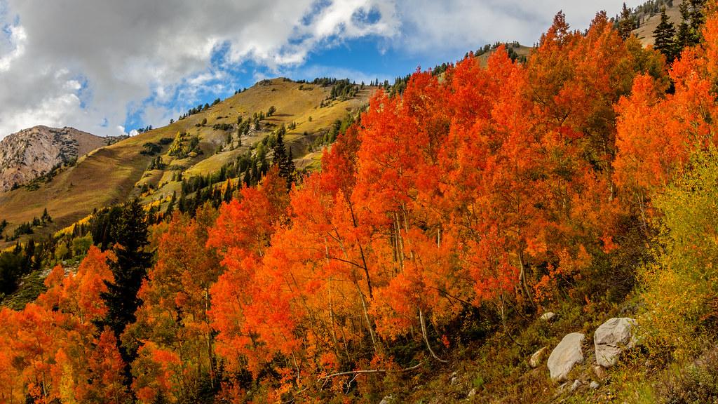 Little Cottonwood Canyon James E Bailey Flickr