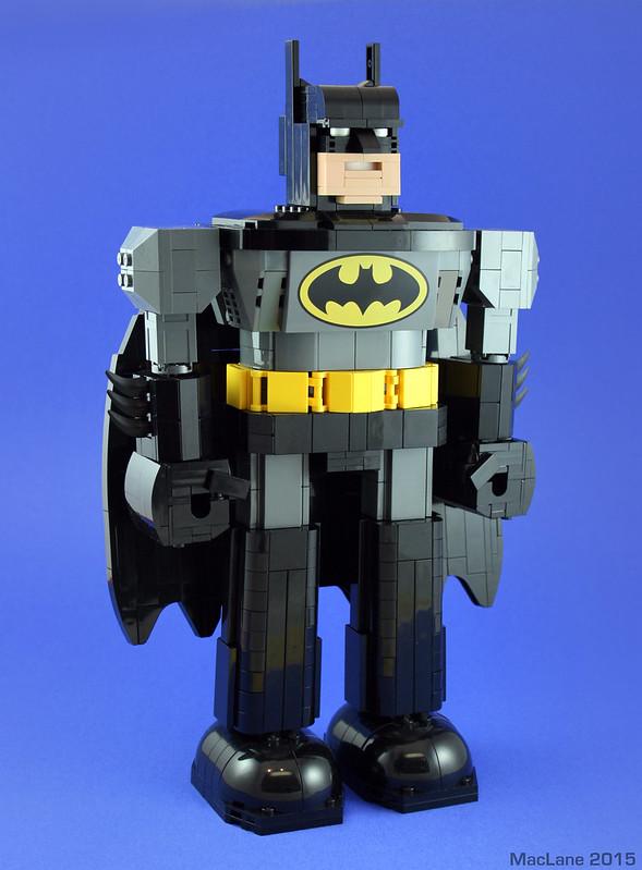 Jumbo Machinder Batman