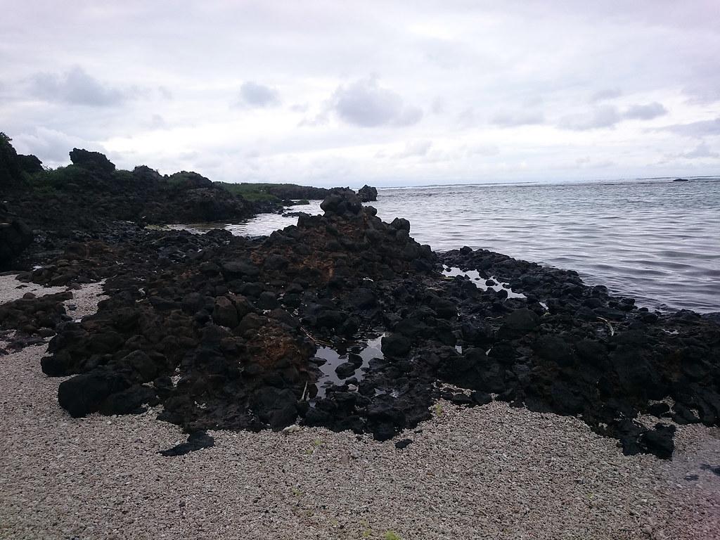 20170312綠島海岸與海域污染