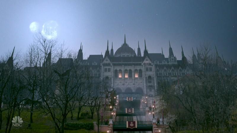 Emerald City en Budapest