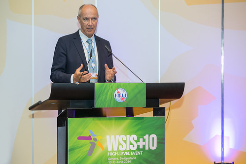 WIPO Director General Addresses WSIS+10 High Level Event | by WIPO | OMPI