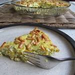 Zucchinikuchen – Torta di zucchine