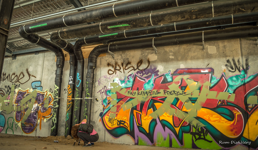 Anti Graffit Paint On Substations Australia